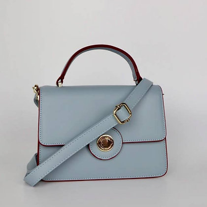 Portia Blue Handbag
