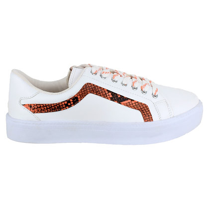 Coral Snake Sneakers