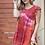 Thumbnail: Tiedye Flutter Sleeve Dress