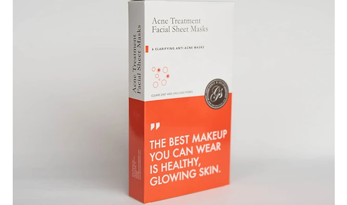 Acne Treatment Facial Masks