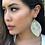 Thumbnail: The Monica Leather Earrings