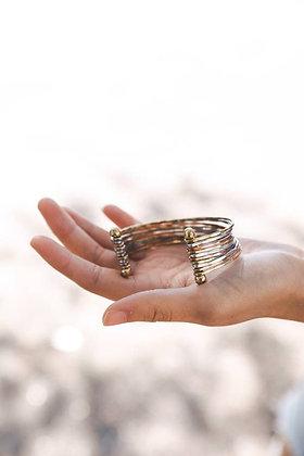 TriMetal Bracelet
