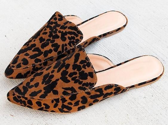 Tiger Leopard Slides
