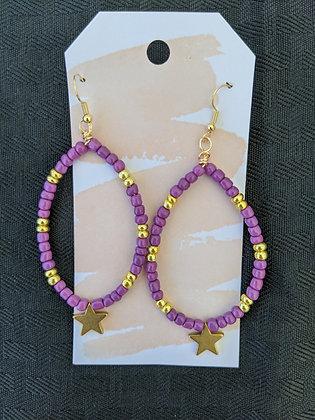 Be A Star Earrings