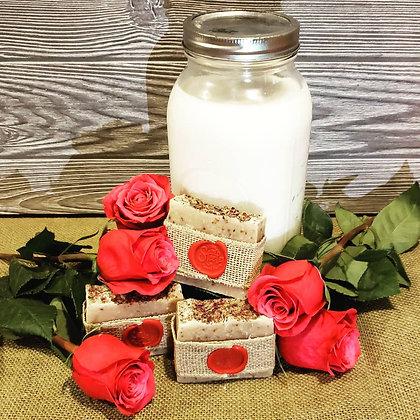 Robyne's Rose Goat Milk Soap