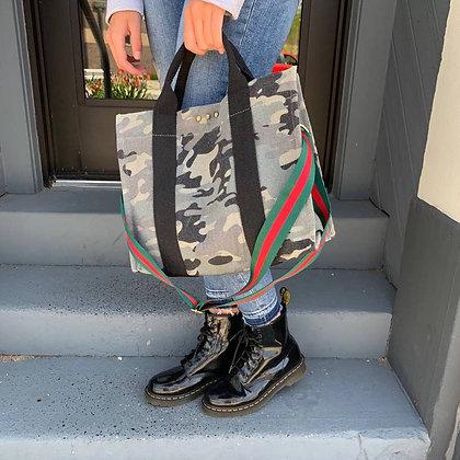 Canvas Camo Bag