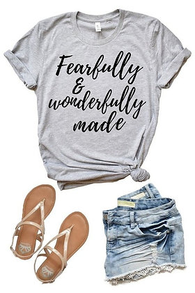 (XL)Fearfully Tee