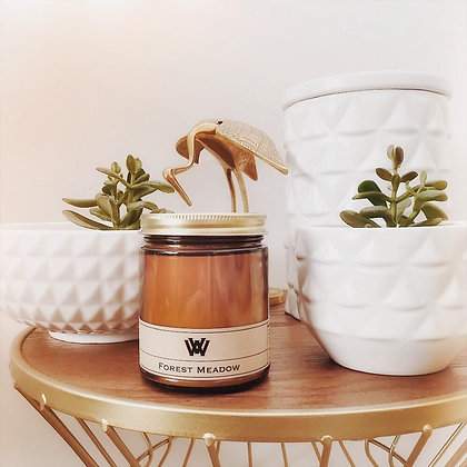 Forest Meadow Soy Candle