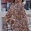 Thumbnail: (S)Boho Floral Dress