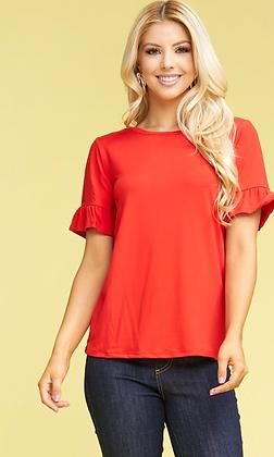 Super Soft Red Top