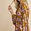 Thumbnail: Mustard Floral Top