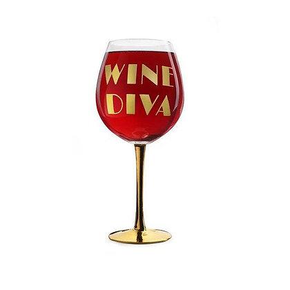 Diva Wineglass