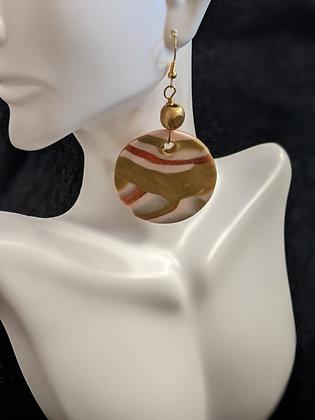 Camo Queen Earrings