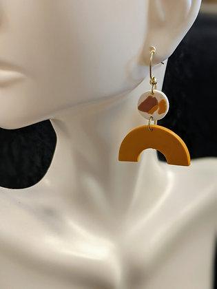 Single Arch Earrings
