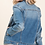 Thumbnail: Washed Denim Jacket