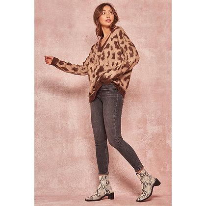 Leo Furry Sweater