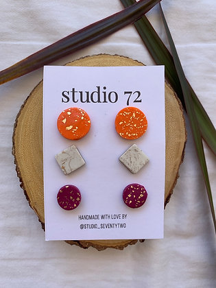 Paw Earring Sets