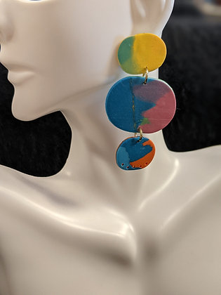 Rainbow Dream Earrings