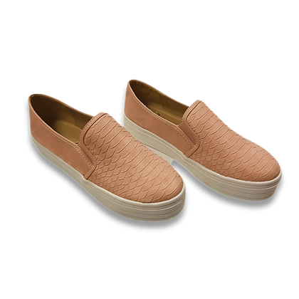 Blush Slide on Sneakers