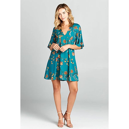 Aimee Vneck Dress