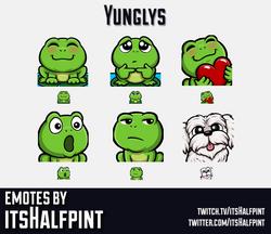Yunglys-EmoteCard