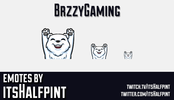 BrzzyGaming-EmoteCard