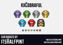 kxCobraful-SubBadgeCard