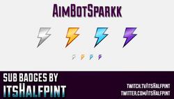 AimBotSparkk-SubBadgesCard
