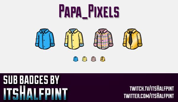 Papa_Pixels-SubBadgesCard