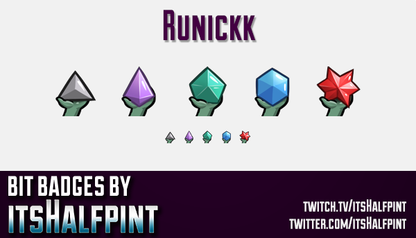 Runickk-BitBadgeCard