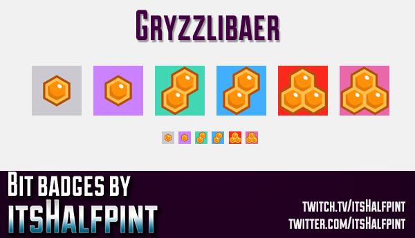 Gryzzlibaer-BitBadgesCard