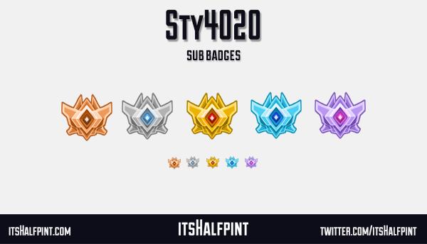 Sty4020-SubBadgesCard