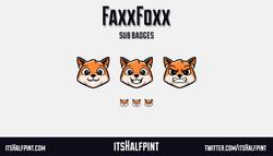 FaxxFoxx-SubBadgeCard