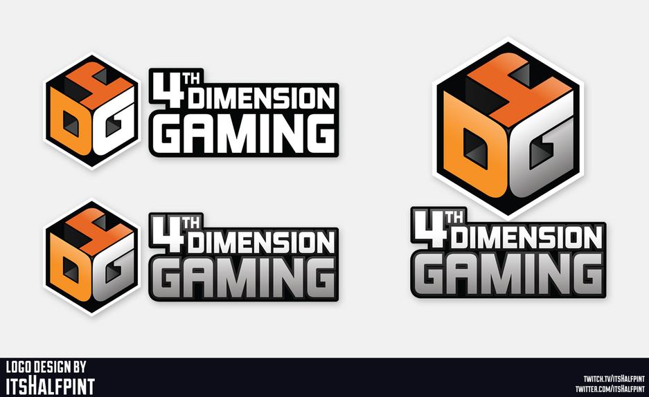 4DG | Logo Design | Illustration | Avatar | Emotes | itsHalfpint