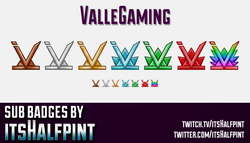 ValleGaming-SubBadgesCard