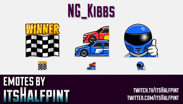 NG_Kibbs | Twitch Emotes | Cute Emotes | Custom Twitch Emotes | Emote Commissions | itsHalfpint | Mi