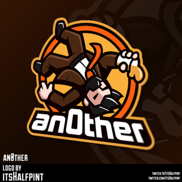 an0ther esports mascot logo Illustration | Avatar | Logo Design | Emotes | itsHalfpint