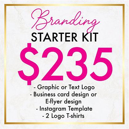 Branding Starter Kit (T-shirts May be Delayed)