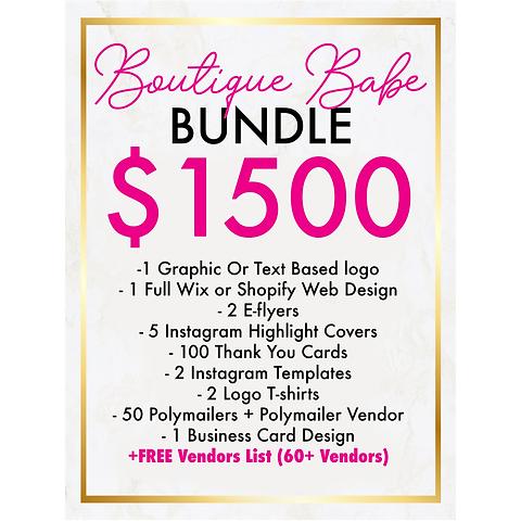 Boutique Babe Bundle