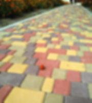 Тротуарная плитка ФЭМ Старый город АКЦИЯ