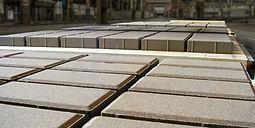 вибропрессованная тротуарная плитка ЭРАФ