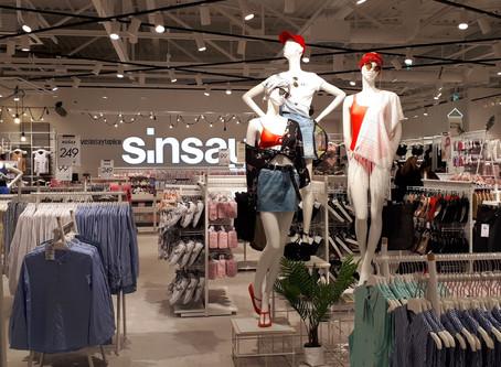 Vítáme novou značku SiNSAY