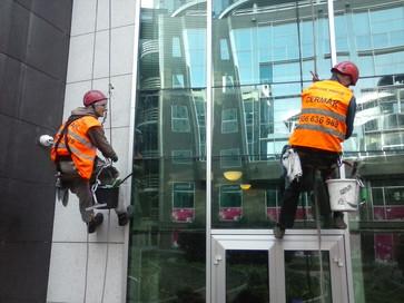 Základ údržby skleněných ploch
