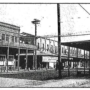 Chinatown Streetscape (1915)