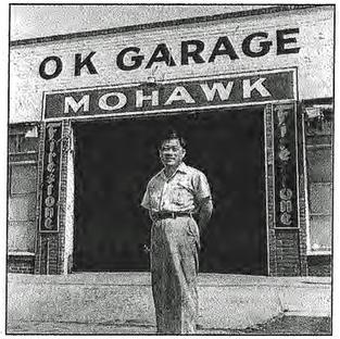 OK Garage Mohawk (Early 1940s)