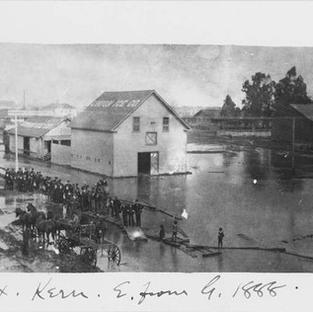 Kern St from G (1888)