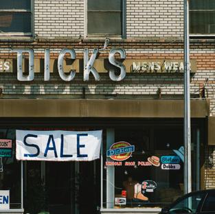 Dick's Menswear