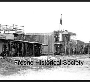 Fresno Historical Photo (1880)