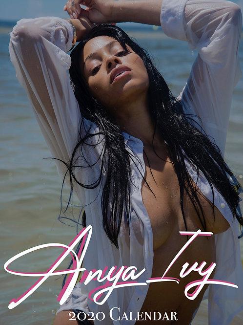 Anya Ivy 2020 Calendar