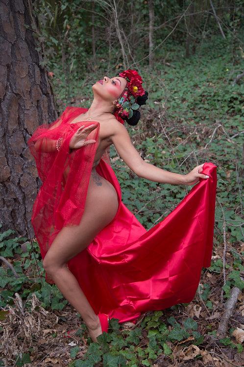 Love Goddess Photo Print